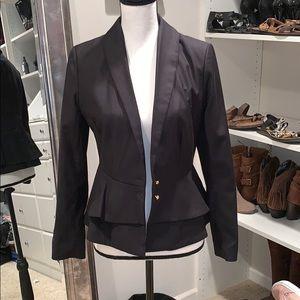 H&M peplum jacket